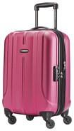 "Samsonite - Fiero 20"" Expandable Spinner Luggage - Purple"