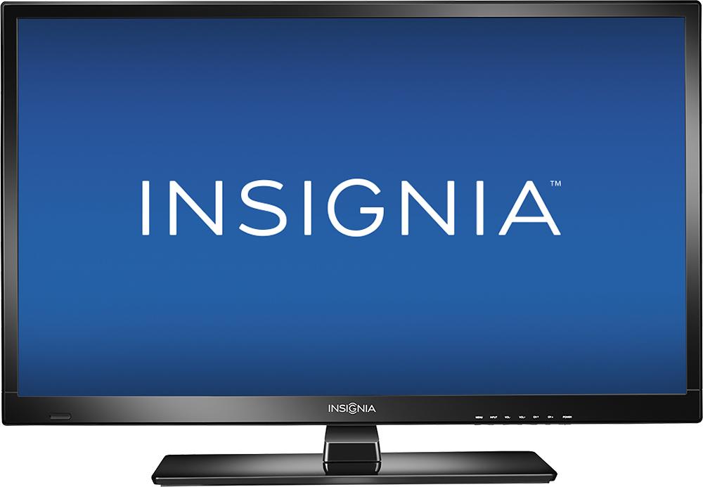 "Insignia™ - 28"" Class (27-1/2"" Diag.) - LED - 720p - 60Hz - HDTV - Black"