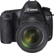 Canon - Eos 5d Mark Iii Digital Slr Camera With 24-70mm F/4l Is Lens - Black