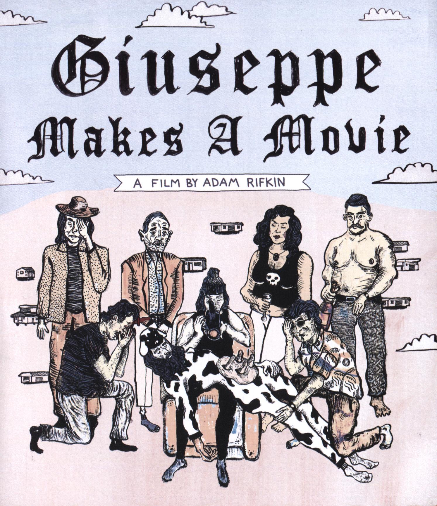 Giuseppe Makes A Movie [2 Discs] [blu-ray] 28008143