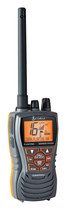 Cobra - VHF Handheld Radio - Gray