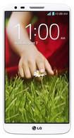 LG - G2 4G LTE Cell Phone (Unlocked) - White