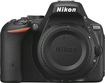 Nikon - D5500 DSLR Camera (Body Only) - Black