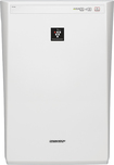 Sharp - Plasmacluster Ion Air Purifier - White