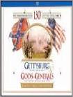 GETTYSBURG & GODS & GENERALS (BOOKS, MAP, COIN) (Blu-ray Disc)