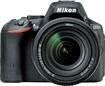 Nikon - D5500 DSLR Camera with AF-S DX NIKKOR 18-140mm f/3.5-5.6G ED VR Lens - Black