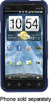 Platinum Series - Hard Case for HTC EVO 3D Mobile Phones - Cobalt Blue