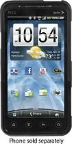 Platinum Series - Case for HTC EVO 3D Mobile Phones - Black