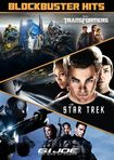 Blockbuster Hits: Transformers/star Trek/g.i. Joe: The Rise Of Cobra [3 Discs] (dvd) 28190169