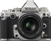 Nikon - Dƒ DSLR Camera with AF-S NIKKOR 50mm f/1.8G Special Edition Lens - Silver