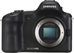 Samsung - Galaxy NX Compact System Camera (Body Only) - Black