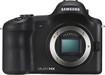 Samsung - Galaxy NX Mirrorless Camera (Body Only) - Black