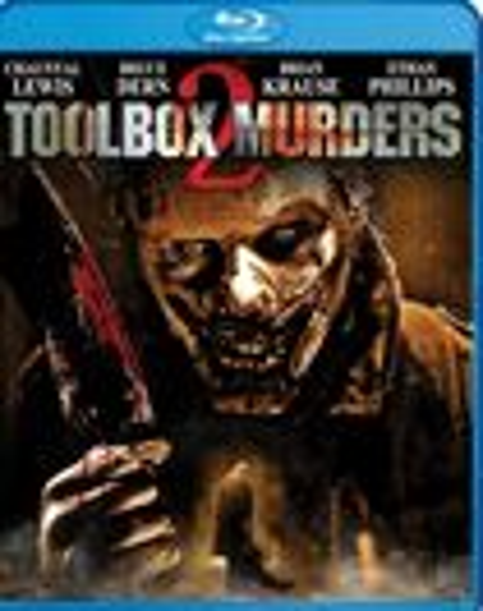 Toolbox Murders 2 [blu-ray] 28232199