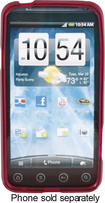 Rocketfish™ - Case for HTC EVO 3D Mobile Phones - Pink