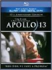 Apollo 13 (Blu-ray Disc) (2 Disc) (Enhanced Widescreen for 16x9 TV) (Eng/Fre/Spa/Italian/HU) 1995