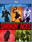Smokin' Aces [2 Discs] [with Tech Support For Dummies Trial] [blu-ray/dvd] 2833696