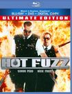 Hot Fuzz [2 Discs] [with Tech Support For Dummies Trial] [blu-ray/dvd] 2833714