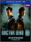 Doctor Who: The Day Of The Doctor (blu-ray 3d) 2836014