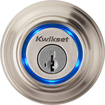 Kwikset - Kevo Bluetooth Deadbolt - Satin Nickel