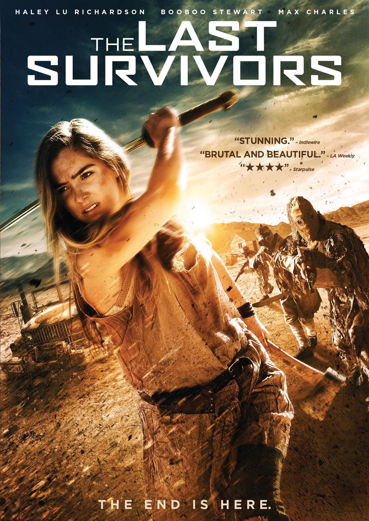 The Last Survivors (dvd) 28443289