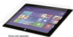 ZAGG - invisibleSHIELD HD Screen Protector for Microsoft Surface 2 and Pro 2 Tablets - Clear