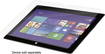 Zagg - Invisibleshield Hd Screen Protector For Microsoft Surface 2 And Pro 2 Tablets