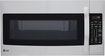 LG - 1.7 Cu. Ft. Over-the-Range Convection Microwave - Stainless-Steel