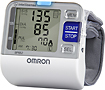 Omron - 7 Series Wrist Blood Pressure Monitor - White