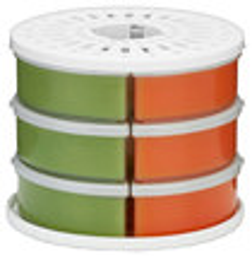 Cuisinart - Baby Food Storage Kit - Green/White/Orange