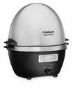 Cuisinart - Egg Central Egg Cooker - Black/Silver