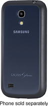 Samsung - Cover for Samsung Galaxy S 4 Mini Cell Phones - Navy