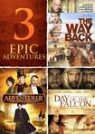 3 Epic Adventures: The Way Back/the Adventurer/day Of The Falcon (dvd) 28591297