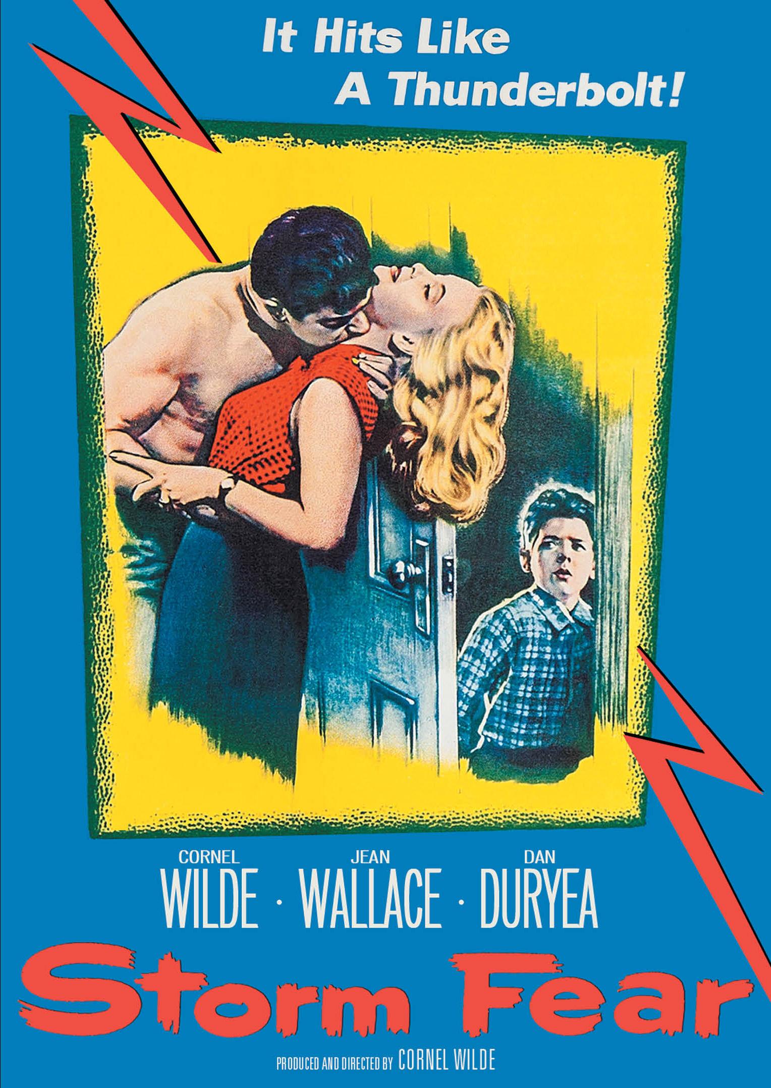 Storm Fear [dvd] [1955] 28610379