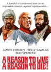A Reason To Live, A Reason To Die! (dvd) 28618258