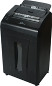 Royal Sovereign - Auto Feed Microcut Shredder - Black