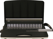 Royal Sovereign - Manual Comb Binding Machine - Black