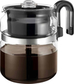 One All - 8-Cup Stovetop Percolator - Clear