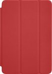 Apple® - Smart Case for Apple iPad® mini and iPad mini with Retina display - Red