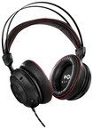 House of Marley - TTR Over-the-Ear Headphones - Black/Red