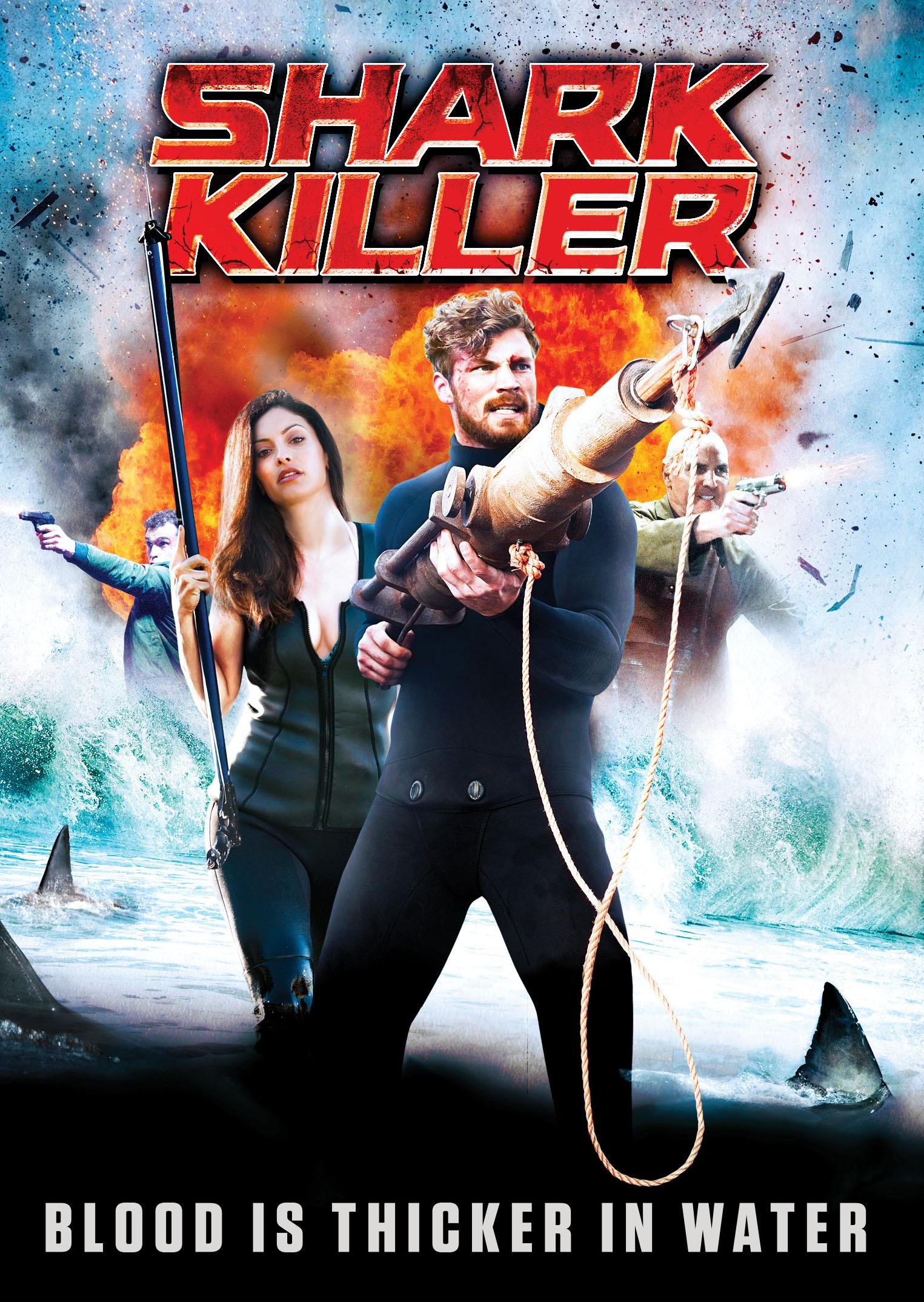 Shark Killer (dvd) 28665475
