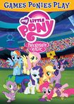 My Little Pony: Friendship Is Magic - Games Ponies Play (dvd) 28666332