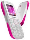 Blu - Tank T190I Cell Phone (Unlocked) - White/Pink