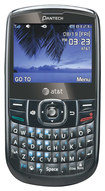 Pantech - Link II P5000 Cell Phone (Unlocked) - Black