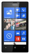 Nokia - Lumia 520 with 8GB Memory Cell Phone (Unlocked) - Black