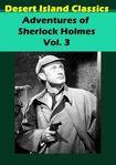 Adventures Of Sherlock Holmes: Vol. 3 (dvd) 28680841