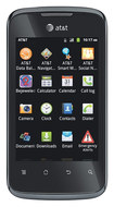 Huawei - Fusion 2 Cell Phone (Unlocked) - Black