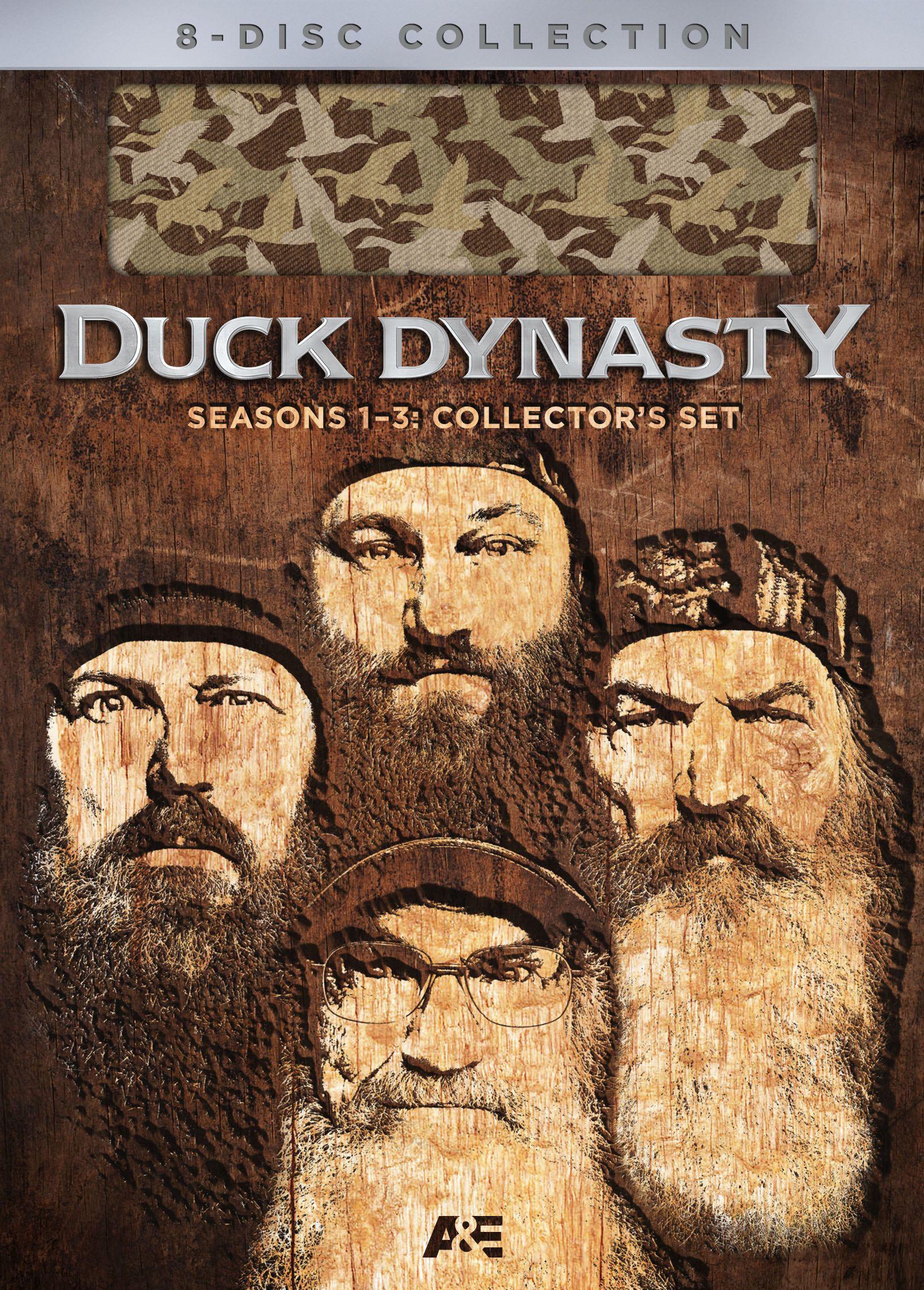 Duck Dynasty: Seasons 1-3 Collector's Set [8 Discs] (dvd) 2868473
