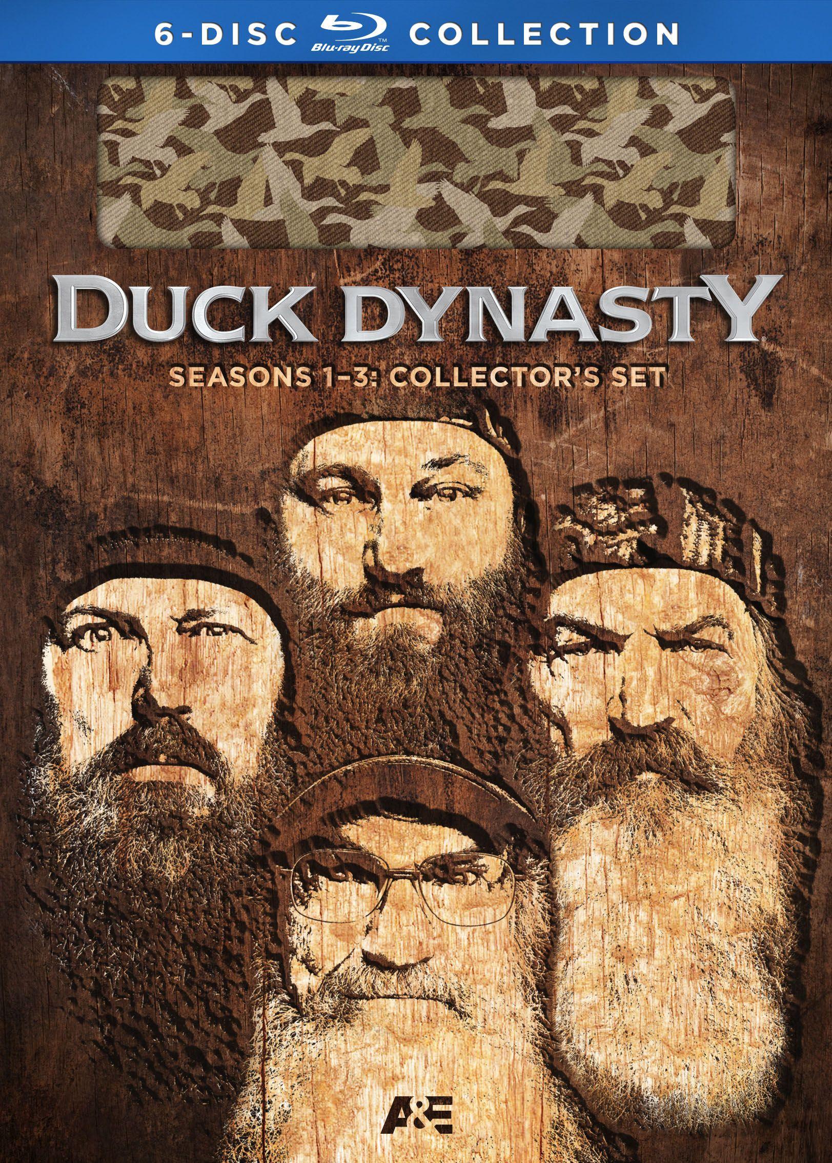 Duck Dynasty: Seasons 1-3 Collector's Set [6 Discs] [blu-ray] 2868482