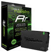Maestro - Radio Replacement and Steering Wheel Interface for Select Vehicles - Black