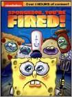 SpongeBob, You're Fired! (DVD) (w/Movie Money)